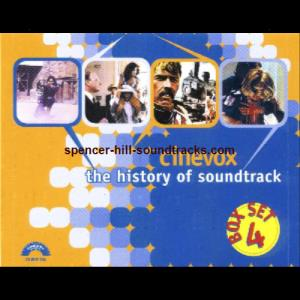The history of soundtrack CD 4