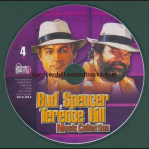 Bud Spencer e Terence Hill Music Collection 4